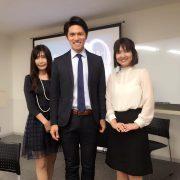 良縁ネット主催、中村康介さんセミナー「選ばれる技術」を会員の方と受けてきました。のタイトル画像