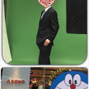 新会員様の写真撮影@原宿のタイトル画像