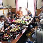 ★主人のお誕生日パーティを家族全員で。長男夫婦が開いてくれました♪★のタイトル画像