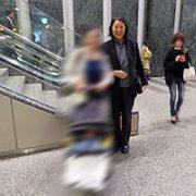 ★OB会員さんが赤ちゃんを連れて一時帰国されました♪★のタイトル画像