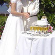 ★先週は彼のご家族と。昨日はご自分の家族に祝福されてのご成婚!♪★のタイトル画像