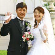 ★みんなを驚かせましょう。今年中に結婚! 結婚式を挙げよう!★のタイトル画像