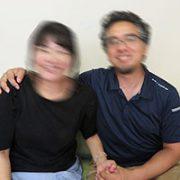 ★結婚を控えられた仲睦まじいお二人がいらして下さいました・・♪★のタイトル画像